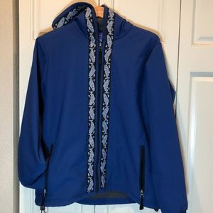 Copper River Fleece Denali Jacket - M - Royal Blue